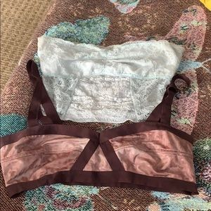 Free people bra bundle